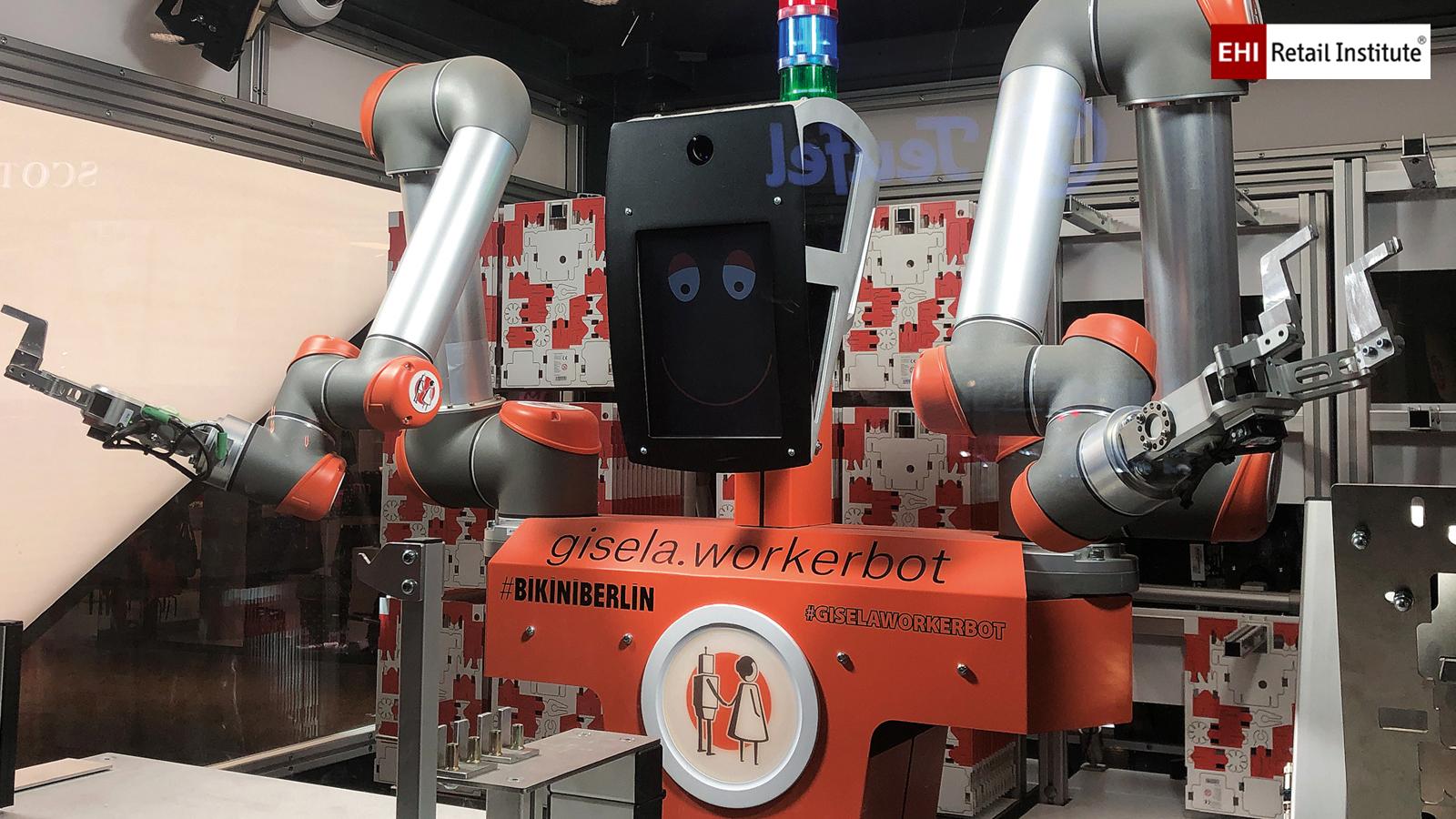 Robotics4Retail Video