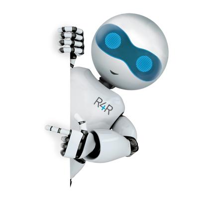 Robotics im Handel - R4R Roboter