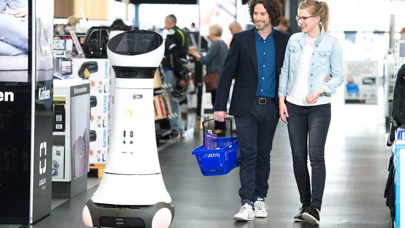 Fallbeispiel Roboter Paul - Saturn